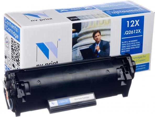 Картридж совместимый NV Print Q2612X для HP