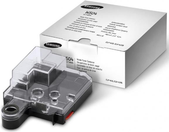 Контейнер для отработанного тонера CLT-W504 оригинальный к SAMSUNG CLP-415/415NWCLX-4195FN