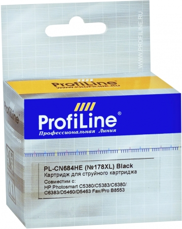 Картридж совместимый ProfiLine CN684HE/CB321HE №178XL для HP