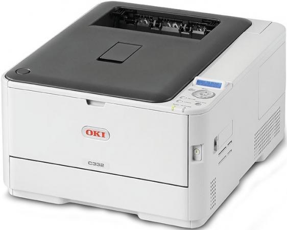 Принтер лазерный OKI C332DN