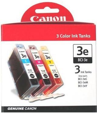 Картридж CANON BCI-3e мульти-упаковка оригинальный