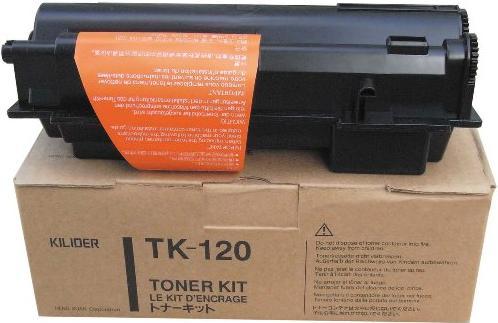 Картридж Kyocera TK-120 черный совместимый Compatible