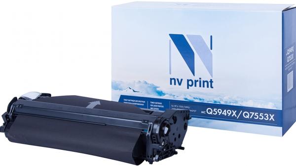 Картридж совместимый NVPrint Q5949A для HP