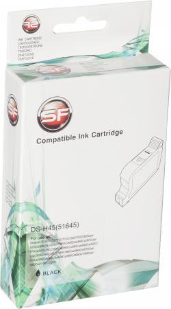 Картридж совместимый SuperFine C51645 черный для HP