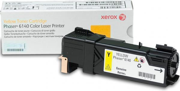 Картридж XEROX 106R01483 желтый оригинальный