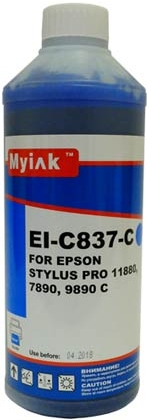 Картридж совместимый MyInk T6362 синий Epson