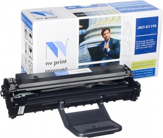 Картридж совместимый NVP MLT-D119S для Samsung