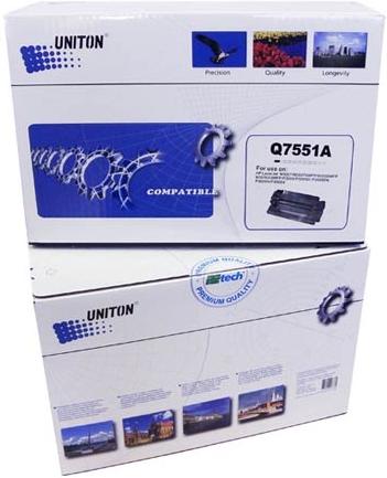 Картридж совместимый UNITON Premium Q7551A для HP