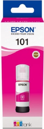 Картридж Еpson C13T03V34A пурпурный оригинальный