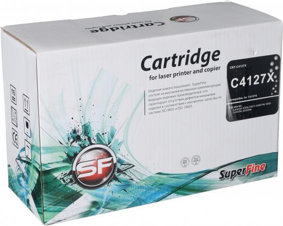 Картридж HP C4127X совместимый SuperFine