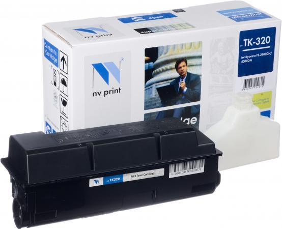 Картридж Kyocera TK-320 совместимый NV Print