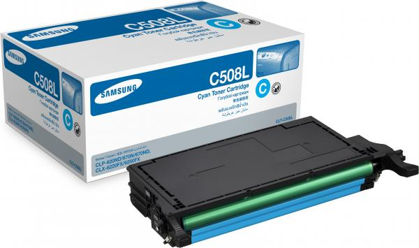 Картридж Samsung CLT-C508L совместимый NV Print