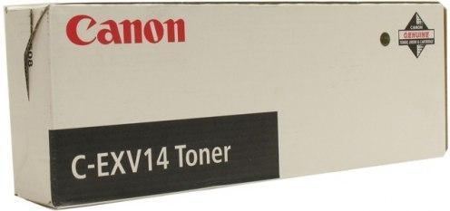 Тонер-картридж Canon C-EXV14 оригинальный
