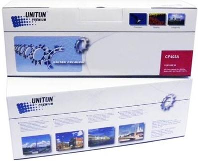 Картридж совместимый UNITON Premium CF403A (201A) красный для HP
