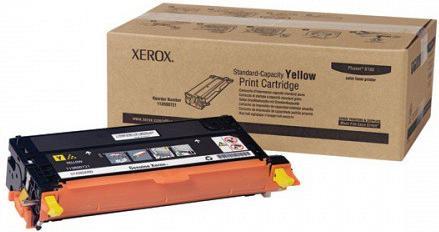 Картридж XEROX 113R00721 желтый оригинальный