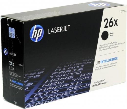 Картридж HP CF226X оригинальный