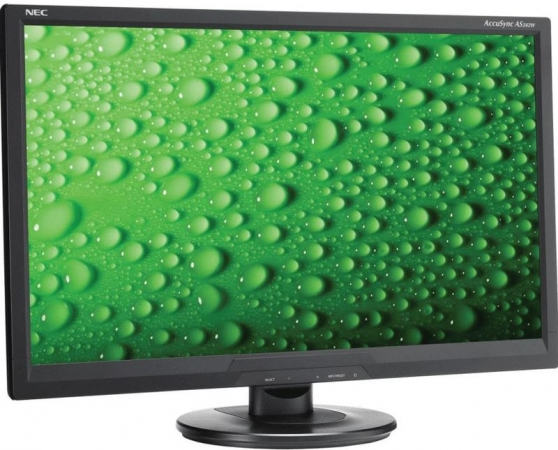 "Монитор 24"" NEC AS242W Black"