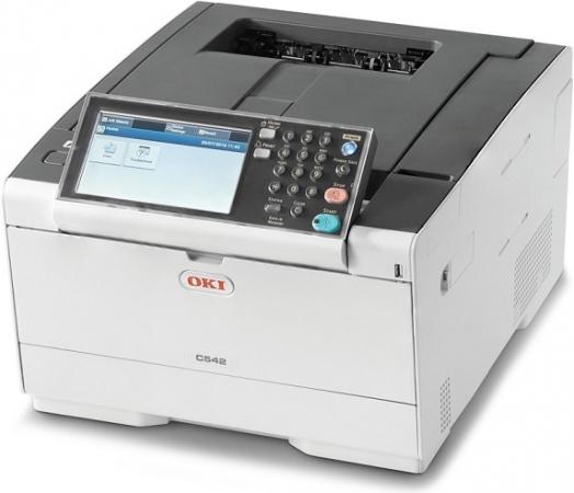 Принтер лазерный OKI C542DN-EURO