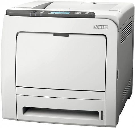 Принтер Лазерный цветной Ricoh Aficio C320DN