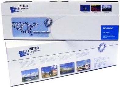 Картридж совместимый UNITON Premium TK-5140C синий для Kyocera