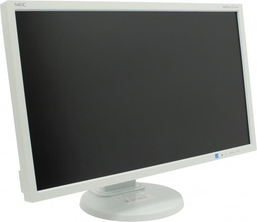 Монитор 24'' NEC E243WMi Silv/White