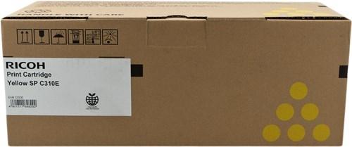 Принт-картридж SPC310E для Ricoh LE желтый