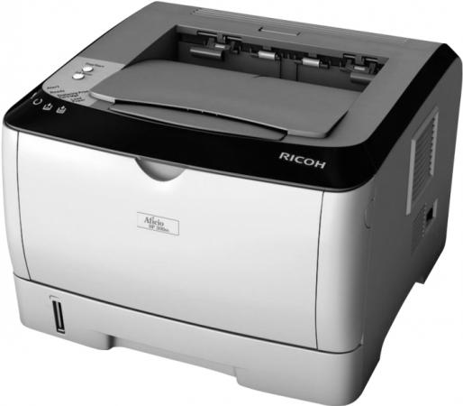 Принтер лазерный Ricoh SP300DN