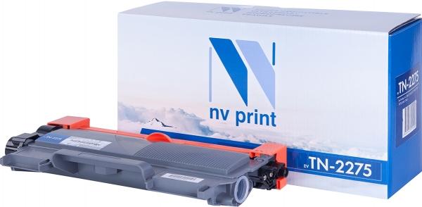 Картридж совместимый NVPrint TN-2275 для Brother