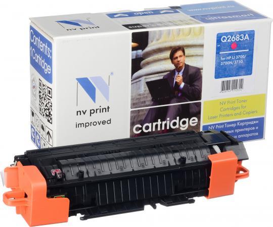 Картридж совместимый NV Print Q2683A пурпурный для HP