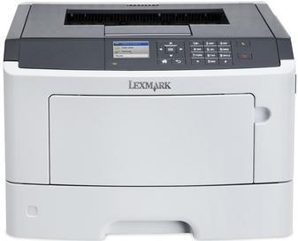 Принтер Lexmark лазерный MS510dn