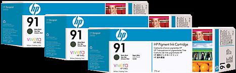 Картридж HP C9480A черные матовые оригинальные