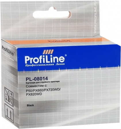 Картридж совместимый ProfiLine 08014 для Epson