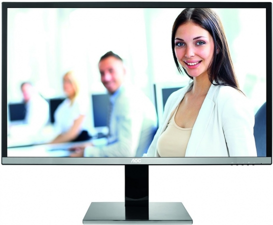 "Монитор 32"" AOC Q3277PQU Black/Red/Silver"