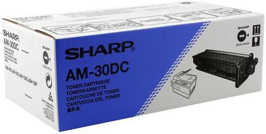 Картридж Sharp AM-30DC черный оригинальный