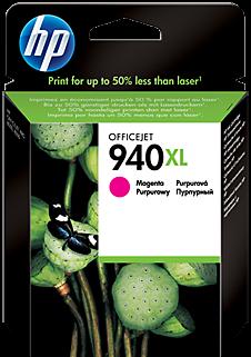 Картридж HP C4908AE пурпурный оригинальный