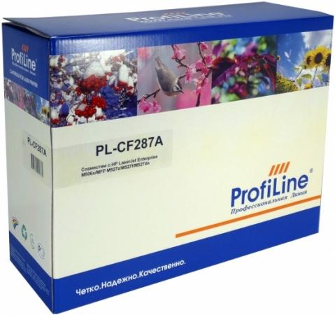 Картридж совместимый ProfiLine CF287A для HP