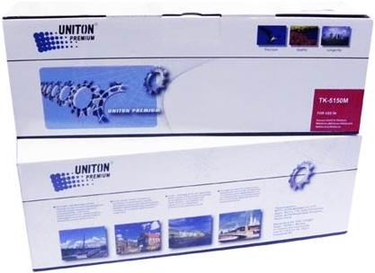 Картридж совместимый UNITON Premium TK-5150M красный для Kyocera