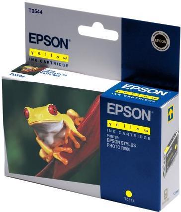 Картридж Epson C13T05444010 желтый оригинальный