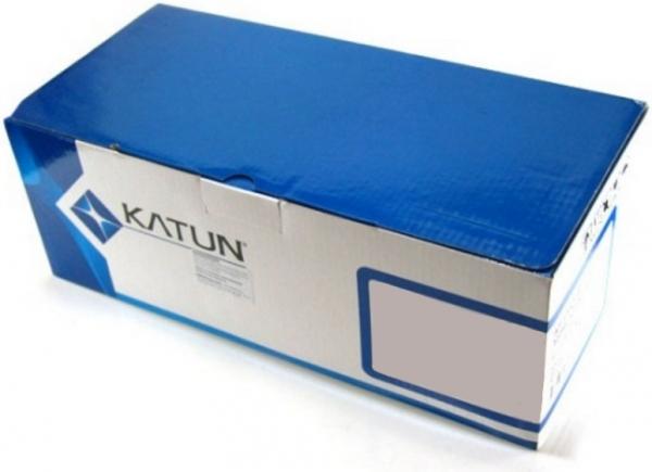 Картридж совместимый KatunTK-580C голубой для Kyocera
