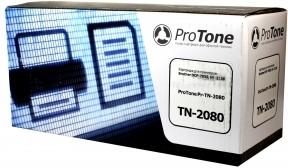 Тонер-картридж Brother TN-2080 совместимый ProTone