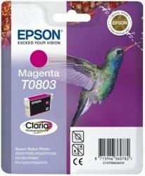 Картридж EPSON T08034010 пурпурный оригинальный