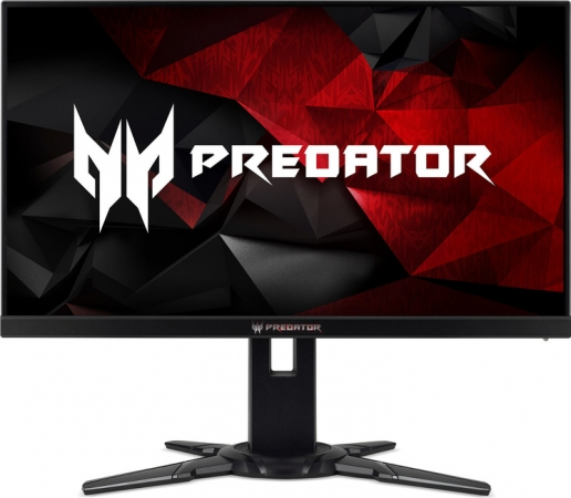 "Монитор 24.5"" Acer Predator XB252Qbmiprz Black/Red"