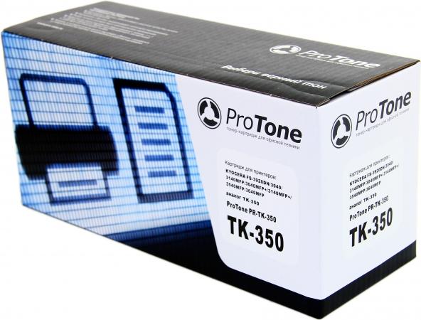 Тонер-картридж Kyocera TK-350 черный совместимый ProTone