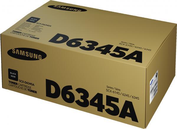 Картридж Samsung SCX-D6345A оригинальный