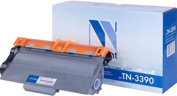 Картридж совместимый NVPrint TN-3390 для Brother