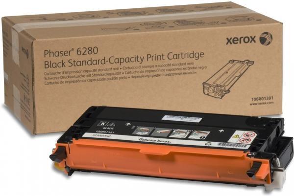 Картридж Xerox 106R01391 черный оригинальный