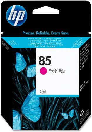 Картридж HP C9426A пурпурный оригинал