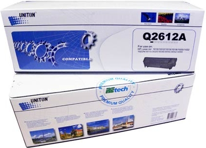 Картридж совместимый UNITON Premium Q2612A для HP
