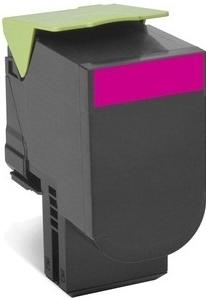Картридж Lexmark 808HM пурпурный оригинальный