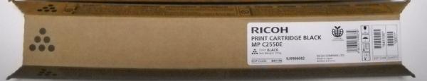 Тонер-картридж MPC2550E для Ricoh черный